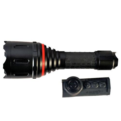 Aimshot Tz980-ir Adjust Beam Wireless Ir Flashlight Kit