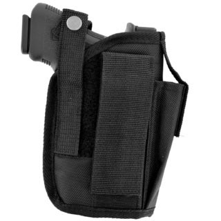 Aimshot Hl801 Nylon Holster For Pistols with Laser or Lights