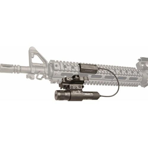 Aimshot Kt81069 Green Laser Sight Kit with Qr Rail Mount