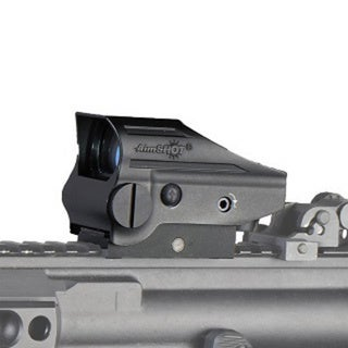 Aimshot M3g Compact Reflex Sight Multi Reticle Green