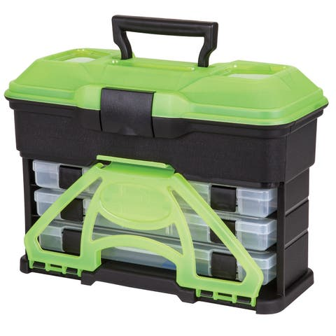 Flambeau T3 Frost Series Mini Front Loader Tackle Box