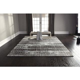 Nourison Twilight Hazel Abstract Rug (5'6 x 8')