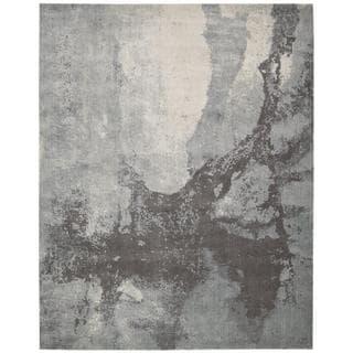 Nourison Twilight Sea Mist Rug (5'6 x 8')