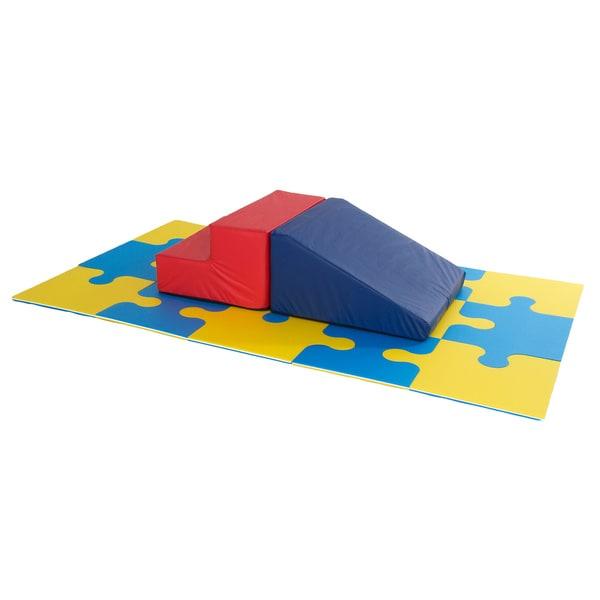 Foamnasium Up and Down Kid's Floor Foam Climbing Activity