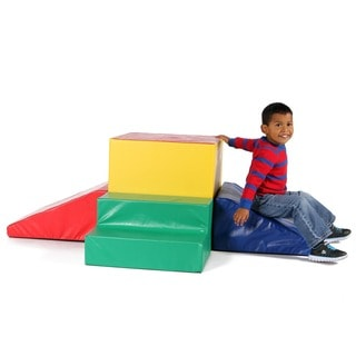 Foamnasium Gymnasium Kid's Active Foam Playroom Set