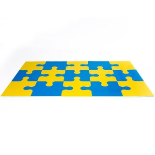 Foamnasium 3 x 5 Children's Creative Playroom Floor Puzzle