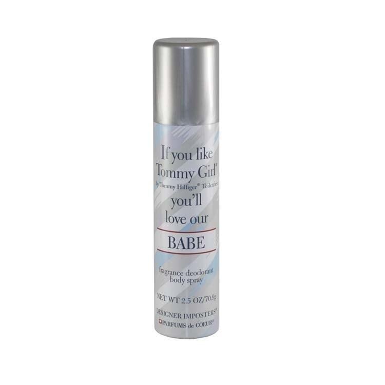 Parfums De Coeur Babe Women's 2.5-ounce Fragrance Body Sp...
