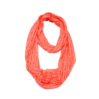 Le Nom Women's Spring Breeze Infinity Scarf