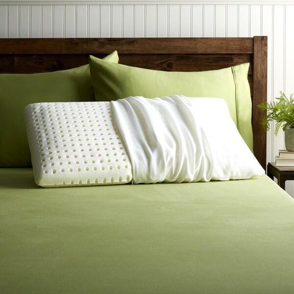 Blu Sleep Forma Memory Foam Pillow with Cover