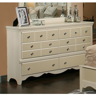 Sandberg Furniture Marilyn 6-drawer Dresser