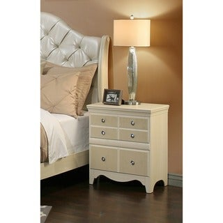Sandberg Furniture Marilyn 2-drawer Nightstand