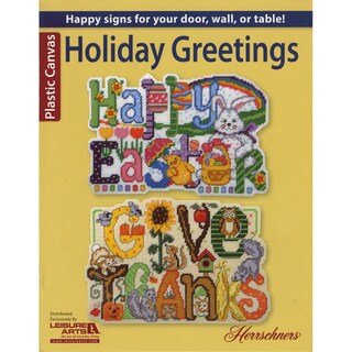 Leisure Arts Holiday Greetings