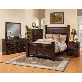 Sandberg Furniture Andorra 4 Piece Bedroom Set