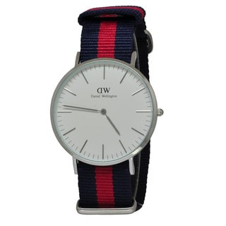 Daniel Wellington Men's 0201DW Classic Oxford White Watch