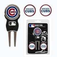 MLB Chicago Cubs Golf Divot Tool Pack