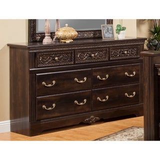 Sandberg Furniture Andorra 7-drawer Dresser