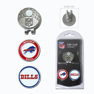 NFL Buffalo Bills Magnetic Cap Clip and Marker Set