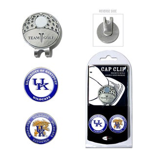 NCAA Kentucky Wildcats Magnetic Cap Clip and Marker Set