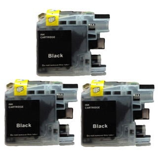 203 LC203 Ink Cartridge for Brother MFC-J4320DW MFC-J4420DW MFC-J4620DW MFC-J5520DW MFC-J5620DW MFC-J5720DW (Pack of 3)
