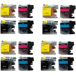 203 LC203 Ink Cartridge for Brother MFC-J4320DW MFC-J4420DW MFC-J4620DW MFC-J5520DW MFC-J5620DW MFC-J5720DW (Pack of 20)