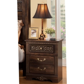 Sandberg Furniture Andorra Assembled Nightstand