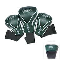 NFL New York Jets Contour Wood Headcover Set