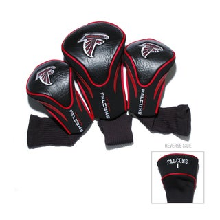 NFL Atlanta Falcons Contour Wood Headcover Set