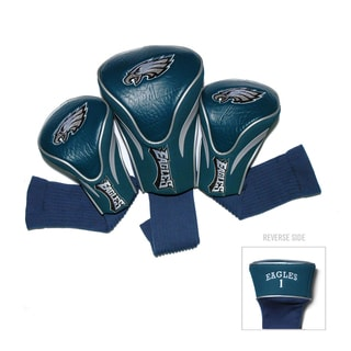 NFL Philadelphia Eagles Contour Wood Headcover Set