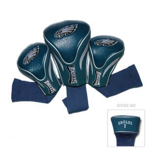NFL Philadelphia Eagles Contour Wood Headcover Set https://ak1.ostkcdn.com/images/products/10310010/P17421988.jpg?impolicy=medium