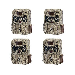 (4) Browning STRIKE FORCE HD Sub Micro Trail Cameras (10MP)