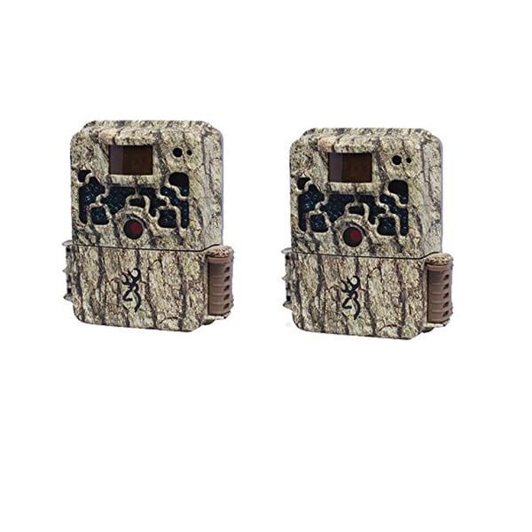 (2) Browning STRIKE FORCE HD Sub Micro Trail Cameras (10MP)