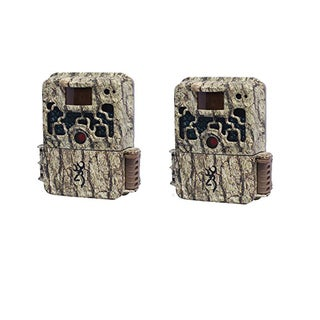 (2) Browning STRIKE FORCE HD Sub Micro Trail Cameras (10MP)