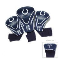 NFL Indianapolis Colts Contour Wood Headcover Set