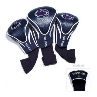 NCAA Penn State Nittany Lions Contour Wood Headcover Set