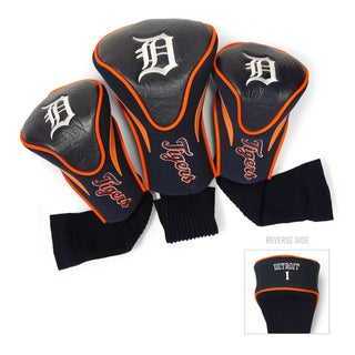 MLB Detroit Tigers Contour Wood Headcover Set
