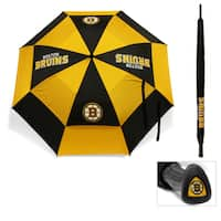 NHL Boston Bruins 62-inch Double Canopy Golf Umbrella
