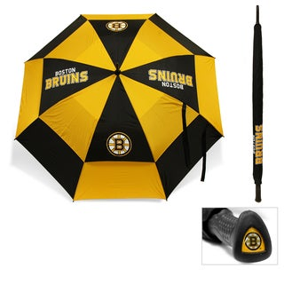 NHL Boston Bruins 62-inch Double Canopy Golf Umbrella
