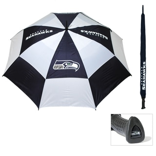 Seattle Seahawks 62-inch Double Canopy Golf Umbrella