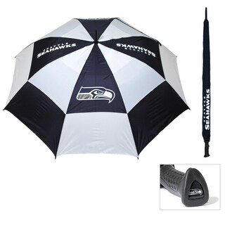 Seattle Seahawks 62-inch Double Canopy Golf Umbrella