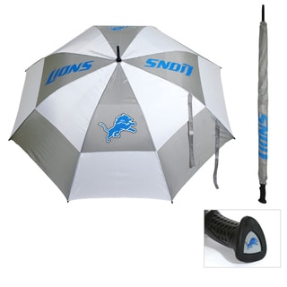 NFL Detroit Lions 62-inch Double Canopy Golf Umbrella