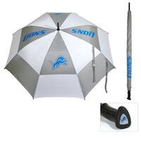 NFL Detroit Lions 62-inch Double Canopy Golf Umbrella