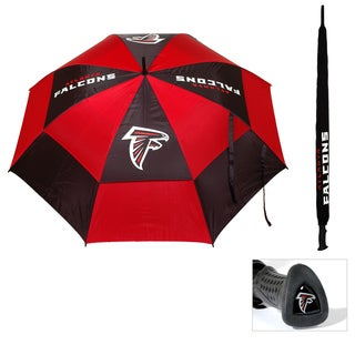 NFL Atlanta Falcons 62 Inch Double Canopy Golf Umbrella
