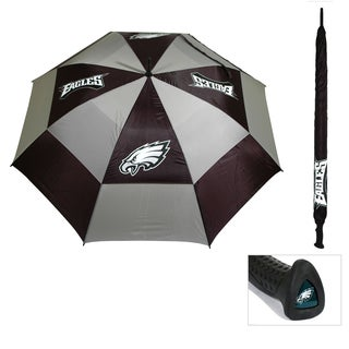Philadelphia Eagles 62-inch Double Canopy Golf Umbrella