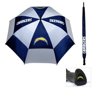 San Diego Chargers 62-inch Double Canopy Golf Umbrella