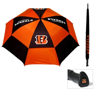 Cincinnati Bengals 62-inch Double Canopy Golf Umbrella
