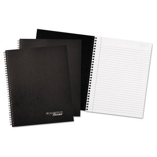 Cambridge Limited Black Wirebound Business Notebook Plus Pack