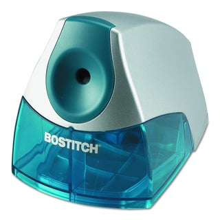 Bostitch Personal Electric Blue Pencil Sharpener