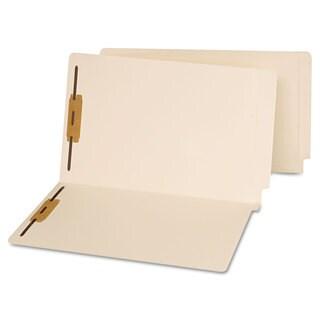 Universal Manila End Tab Folders (Box of 50)