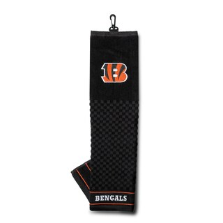 NFL Cincinnati Bengals Embroidered Golf Towel