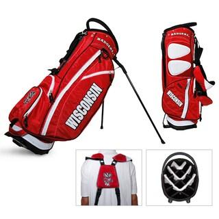 Wisconsin Badgers NCAA Fairway Stand Golf Bag
